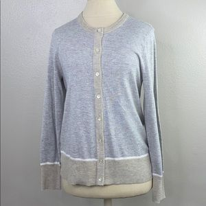 Eddie Bauer cardigan, size medium, new with tags